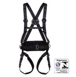 Cinturão paraquedista abdominal regulagem total