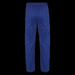 Calça Brim Azul Royal
