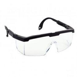 Óculos de Proteção Incolor - Poli fer