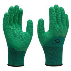 Luva Nitrilon Super Safety Verde